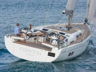Hanse Yachts HANSE 588 - NUOVO!!!