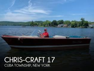 Chris-Craft 17 Ski Boat