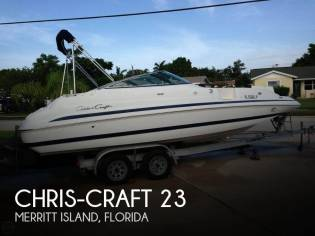 Chris-Craft Sport Deck 232