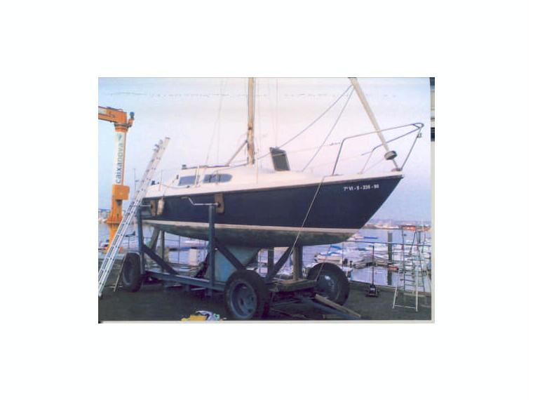 Puma 23 en marina coru a veleros de ocasi n 70536 for Cosas de segunda mano en coruna