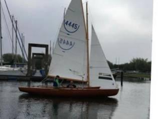 Open Zeilboot 16m2