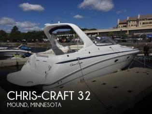 Chris-Craft 328 express