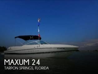 Maxum 2400 SD