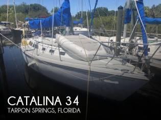 Catalina 34 MkI