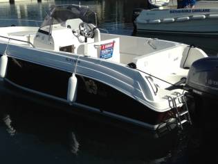 PACIFIC CRAFT 625 Open