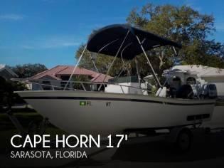 Cape Horn 17 Center Console