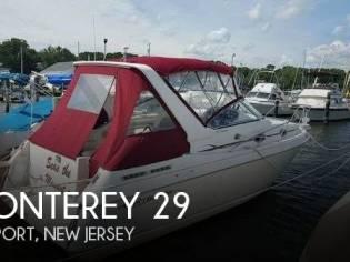 Monterey 276 Cruiser