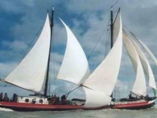 scheepswerf Vlaardingen Klipper 36.16 2 Master