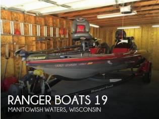 Ranger Boats 519VX Comanche Tour Edition