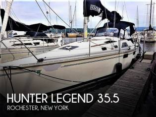 Hunter Legend 35.5