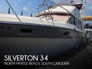 Silverton 34