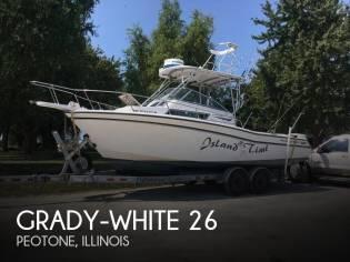 Grady-White 268 Islander
