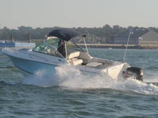Pursuit OffShore 235