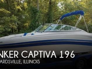 Rinker Captiva 196