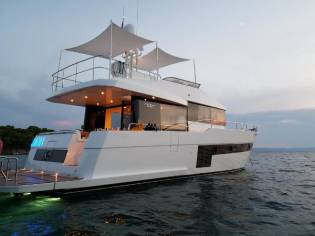 Sundeck Yachts 580