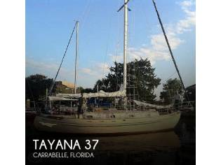 Tayana 37 Cutter