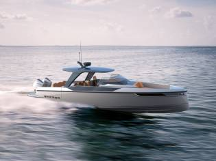 Saxdor Yachts 320 GTO