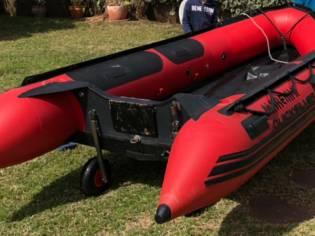 Quicksilver 380 RED