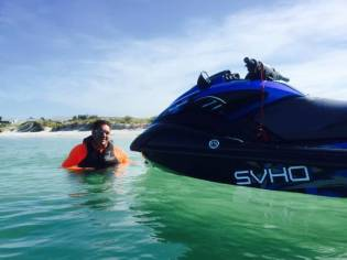 2015 YAMAHA SVHO FZS ABSOLUTE MINT CONDITION