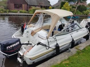 Beneteau 550 Flyer Cabrio