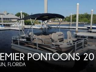 Premier Pontoons 200 Navigator