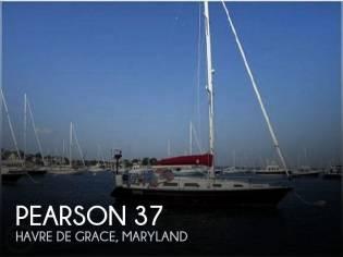 Pearson 37