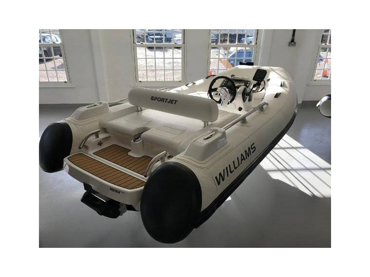 Sportjet 345