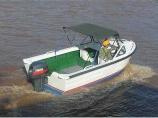 Alu-Sportboot Karelli 14