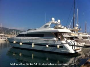 Custom Cantieri Diano 24 Flybridge