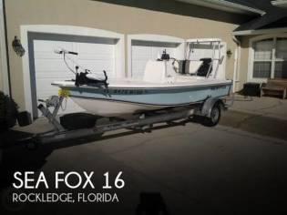 Sea Fox 160 Flats Fox