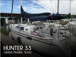 Hunter 33.5