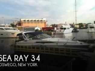 Sea Ray 340 Express