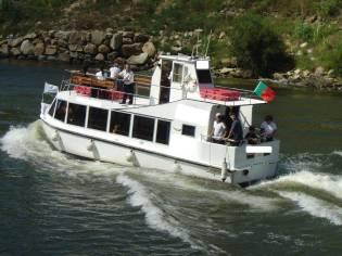 Barco Maritimo-Turistica 13 M - Motor Diesel