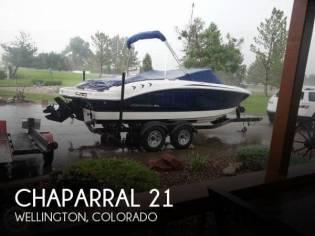 Chaparral 21