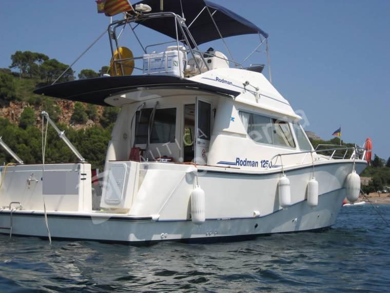 Rodman 1250 Fisher&Cruiser
