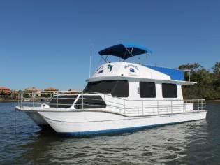Haines Charter Catamaran 40'