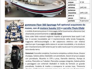 Flyer sportage 560