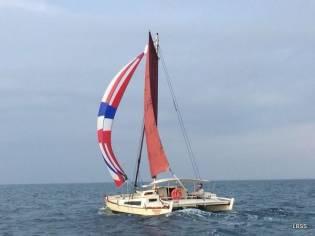 Catamaran Wharram Tiki 30