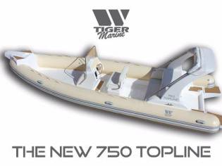 Tiger Marine RIB 750 Top Line