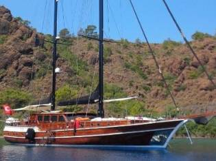 Custom LUXURY GULET WITH 6 CABINS