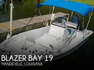 Blazer Bay 1960 Bay Boat
