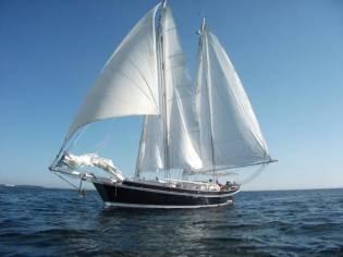 Custom Goelette Lady of Bermuda