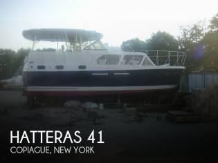Hatteras 41
