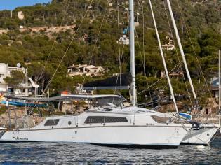 Catamaran Solaris