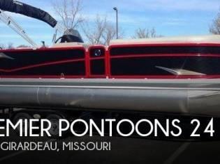 Premier Pontoons 240 Sunsation PTX