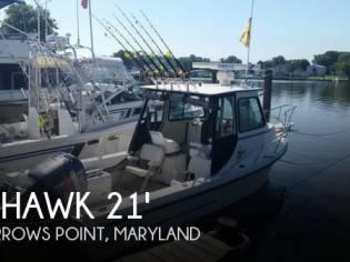 C-Hawk 222 Sport Cabin