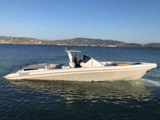 Custom BSK skipper 120 tender