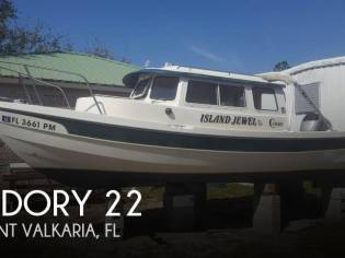 C-Dory 22