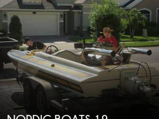 Nordic Boats Thor Tunnel Jet Boat