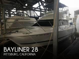 Bayliner Ciera 2858 Command Bridge